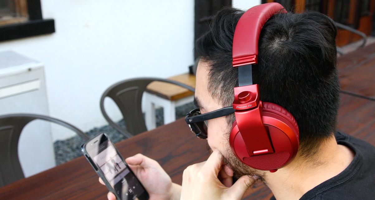 HDJ- X5BT: Sự Đột Phá Trong Thiết Kế Của Pioneer DJ – Asiadancetv Music